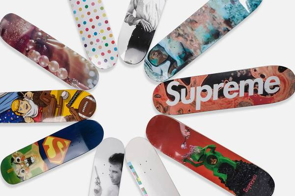 Heatwave Giveaway 8: Supreme's Canvas for Collaboration