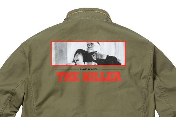 """Supreme Links With Acclaimed Action Director John Woo for """"The Killer"""" Collaboration"""