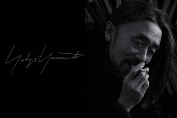 Master Class: Yohji Yamamoto