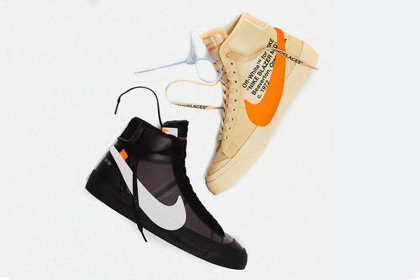 "Off-White and Nike Officially Confirm ""Spooky Pack"" Nike Blazers"
