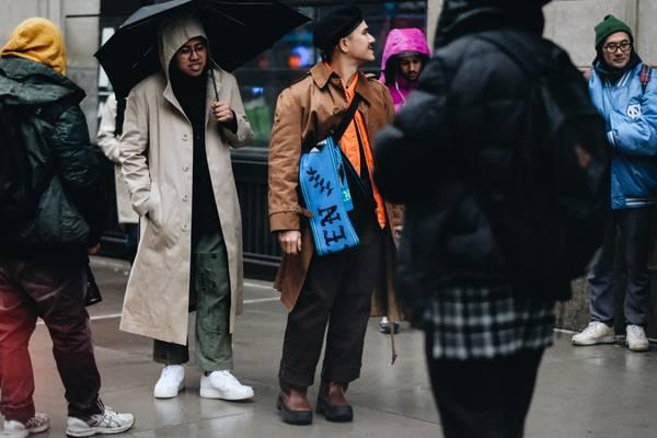 New York Fashion Week Street Style: Fall/Winter 2018 Part III