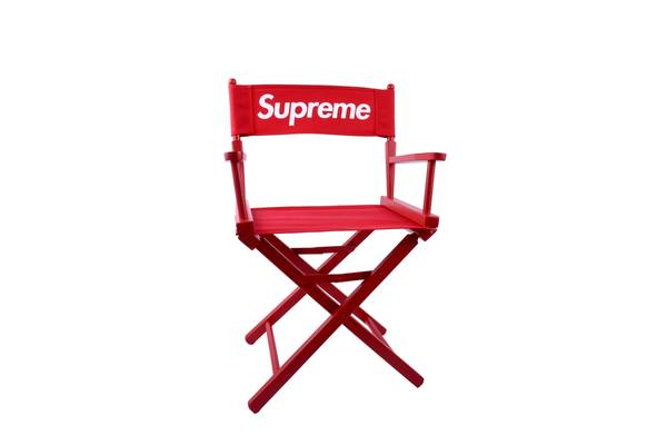 Grailed Weekly Giveaway: Supreme Director's Chair