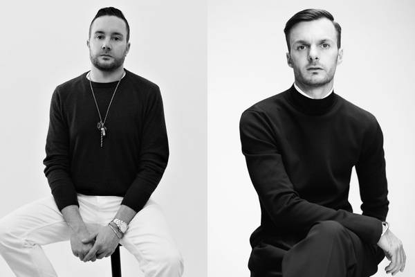 Kris Van Assche Out, Kim Jones In at Dior Homme
