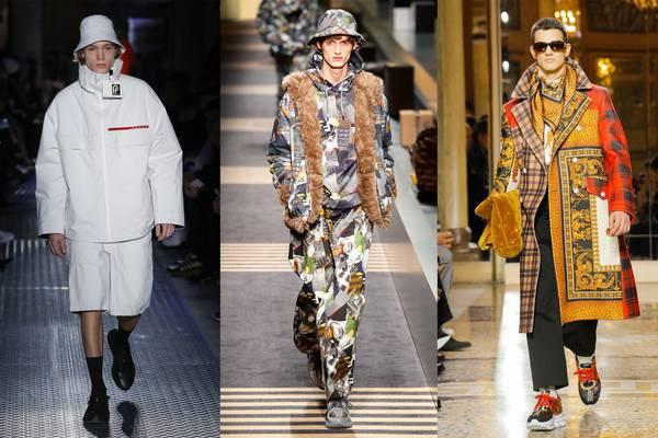 Prada, Fendi, Versace and the Millennialization of Milan's Men's Fashion Week