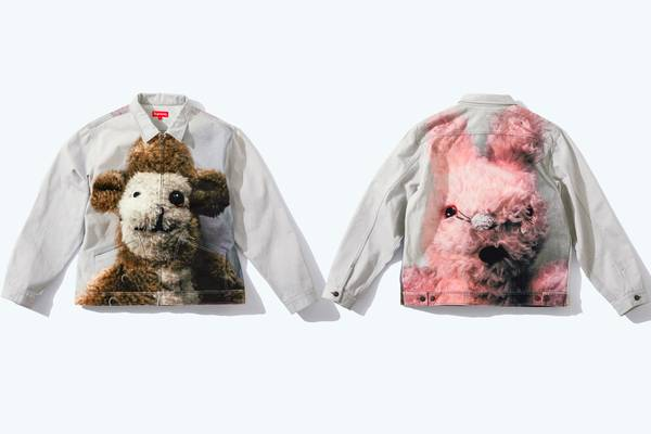 Supreme Shows Off Its Artistic Side With Mike Kelley Collab