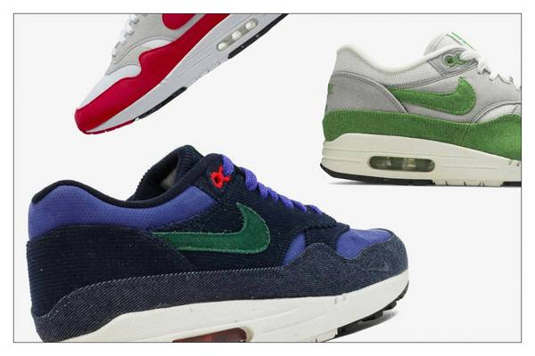 Our Favorite Nike Air Max 1 Colorways of All Time