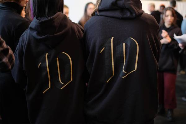 Exclusive: Robert Geller 10th Anniversary Hoodies