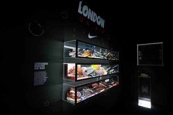 """Nothing Beats a Londoner"": Nike's Love Affair With London"