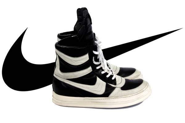 Rick Owens Dunks History: That One Time Nike Went After Rick