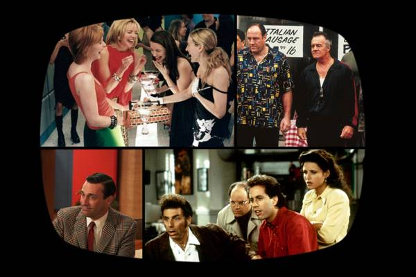 Reel Style: 6 TV Shows We're Streaming for Style Inspiration