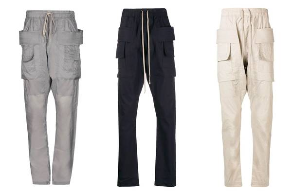 Classic or Trash: Rick Owens Creatch Cargo Pant