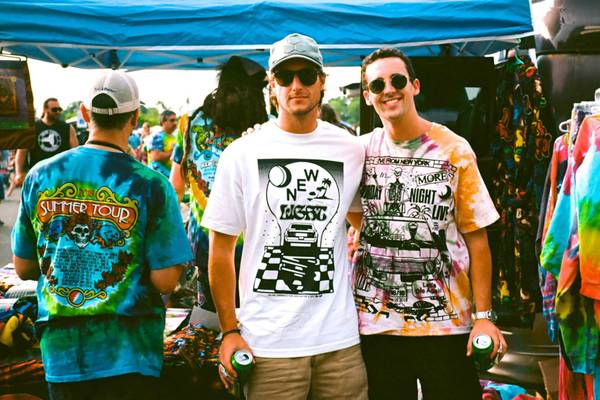 Grateful to the Dead: Psychedelia and DIY Streetwear