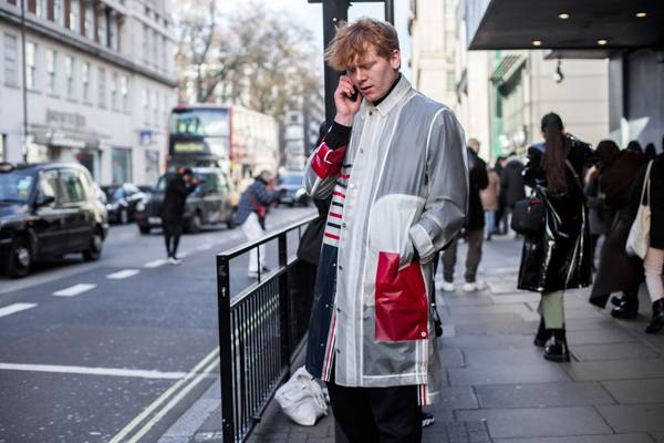 London Fashion Week Street Style: Fall/Winter 2018 Part II