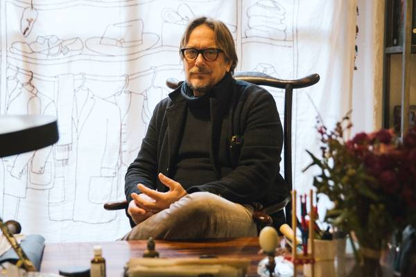 Little Bursts of Joy: In Conversation with Massimo Alba at His Milan Showroom