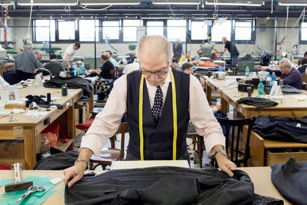 A Short Introduction to Italian, American and British Tailoring