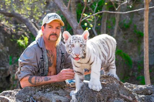 Joe Exotic: The Style of the Tiger King