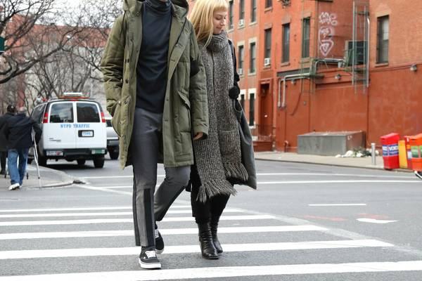 NYC Street Style: January 3, 2017