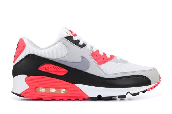 Third Time's the Charm: A History of the Air Max 90