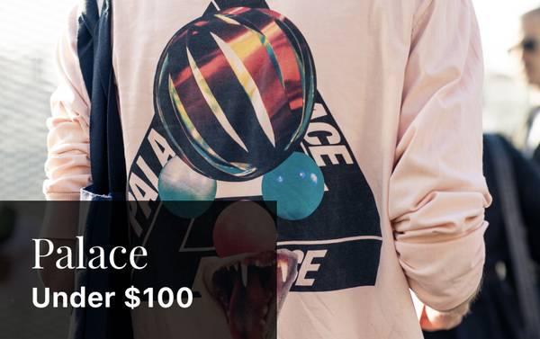 Palace's Signature: Tri-Ferg Tees Under $100
