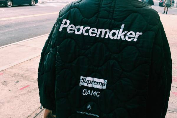 Supreme and OAMC Drop Surprise Piece for Charity