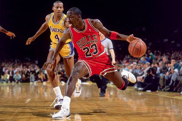 Michael Jordan's Best On-Court Sneaker Moments