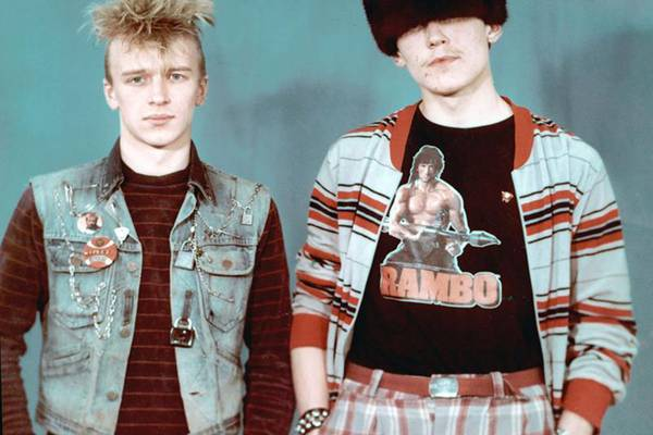 Anti-Social Elements: A History of Soviet and Post-Soviet Youth Fashion