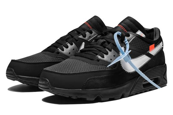 "The End of ""The Ten""?: Off-White and Nike Gear Up for New Air Max 90 Release"