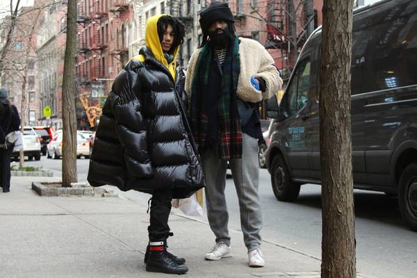 NYC Street Style: December 27, 2016