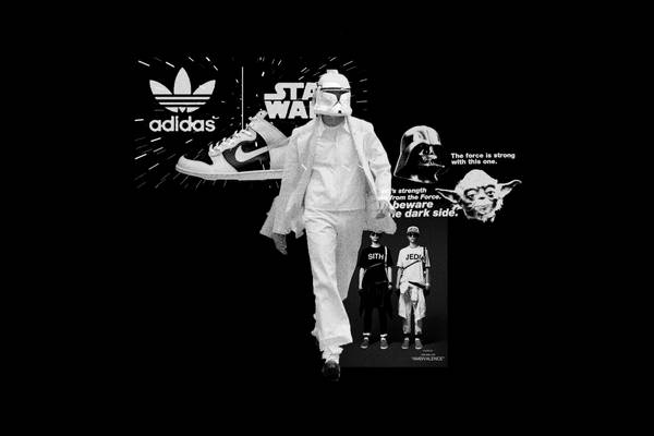 """The Force in Fashion: """"Star Wars"""" and Style Collaborations"""