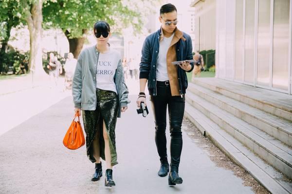 Paris Fashion Week Street Style: Spring/Summer 2017 Pt. IV