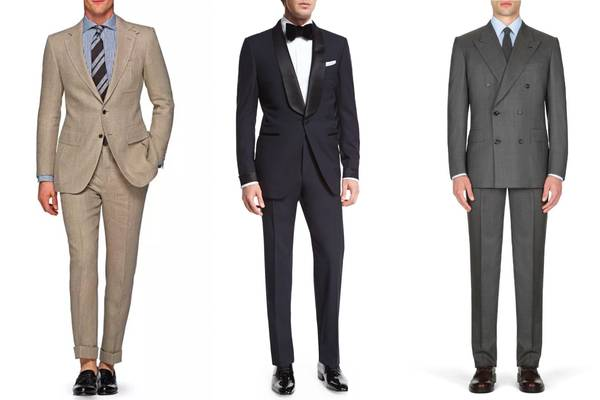 Grailed Guides: What to Wear For Any Wedding
