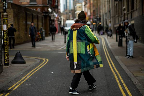 London Fashion Week Street Style: Fall/Winter 2019