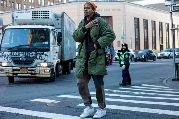 NYC Street Style: December 20, 2018