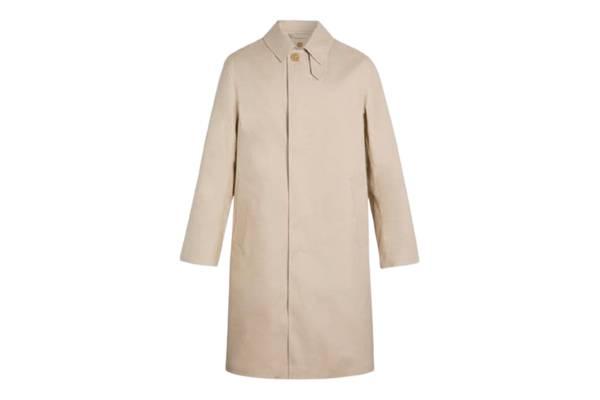You See This Coat? Vol 3: Mackintosh Raincoat