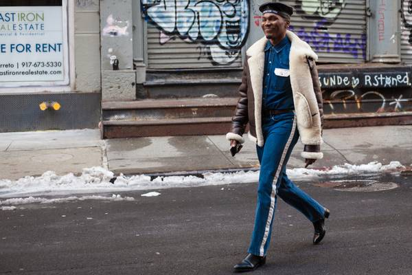 NYC Street Style: March 29, 2018