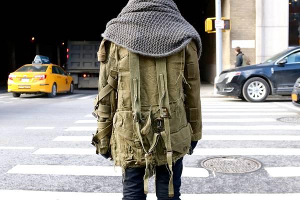 NYFW Men's Street Style: Fall/Winter 2017 Pt. II