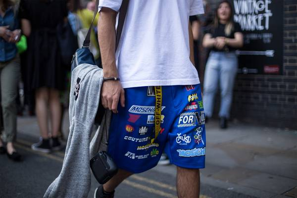 London Fashion Week Street Style: Spring/Summer 2018 Pt. I