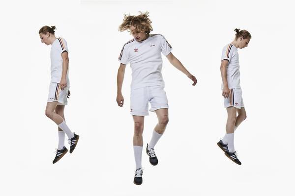 Heatwave Drop 2: Football Meets Fashion