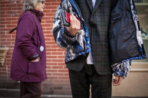 NYC Street Style: February 15, 2018