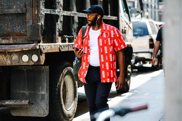 NYC Street Style: August 22, 2019
