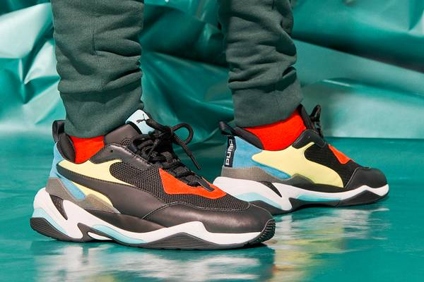 "Puma Enters the ""Dad Shoe"" Game with the Thunder Spectra"