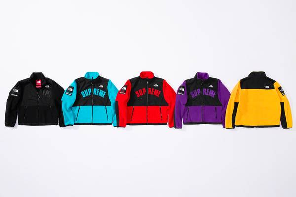 Supreme Unveils This Season's Massive The North Face Collaboration