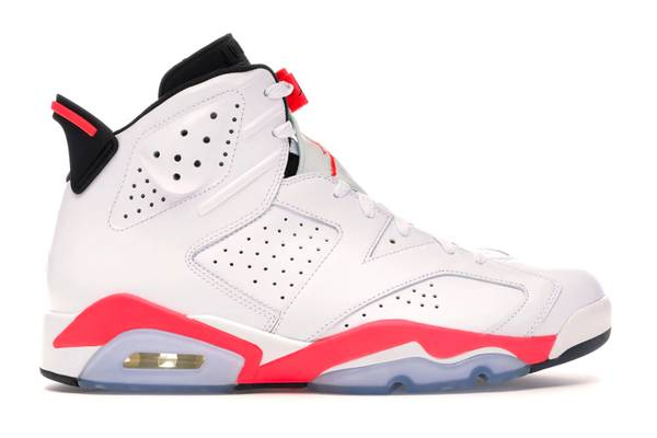 Infrared Vision: A History of the Jordan VI