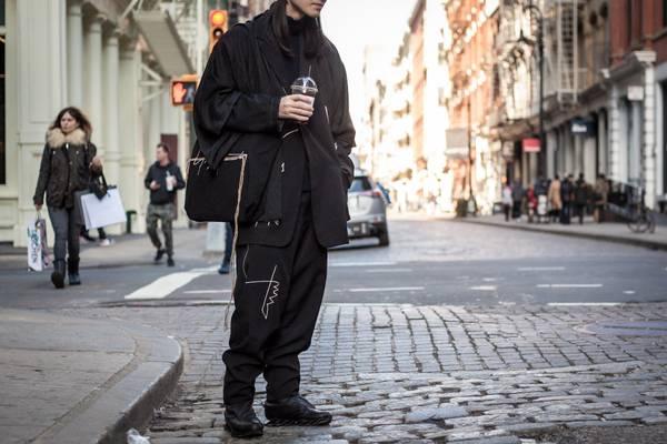 NYC Street Style: February 8, 2018
