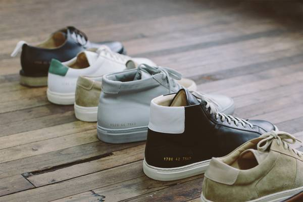 Surfaced: Common Projects