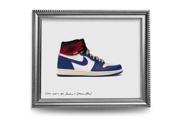 The 10 Rarest Sneakers On Grailed: Week of September 22, 2019
