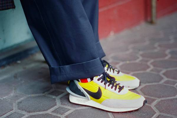 """Undercover x Nike Daybreak """"Bright Citron"""" Releases August 1"""