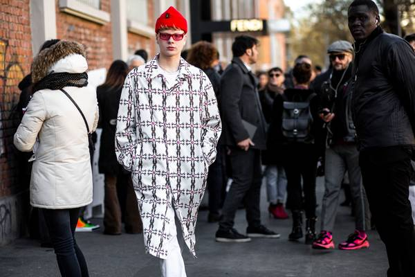 Milan Fashion Week Street Style: Fall/Winter 2019