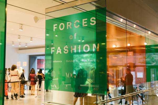 Community is Key: Deconstructing Vogue's Forces of Fashion