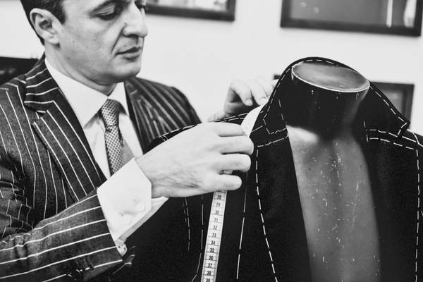 A Temple of Tailoring: The Timeless Elegance of Brioni